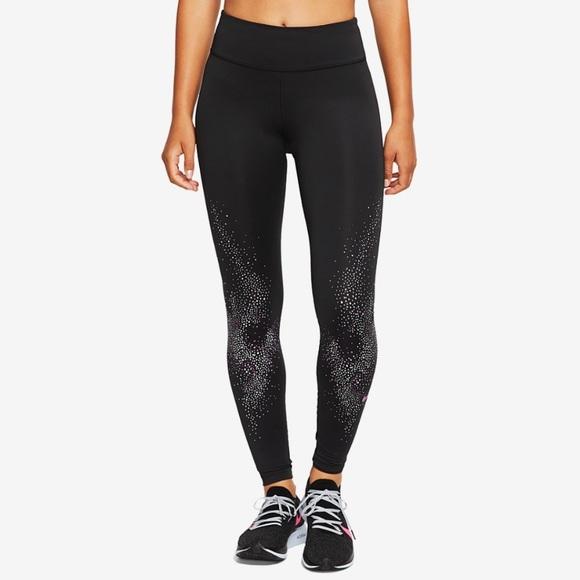 Nike Fast Flash Running Training Tights Leggings